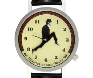 Monty Python Watch – The classic Monty Python sketch is now a useful device!