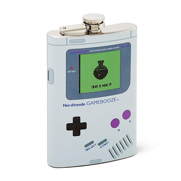 nintendo flask