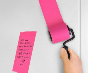 You don't have to cram your whole note on one little square of sticky note anymore!
