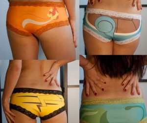 Pokemon Panties (PokePanties) – Gotta buy em all!