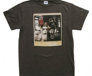 Star Wars Wookie Photobomb Tee – grrrwaaaaaarggggh!