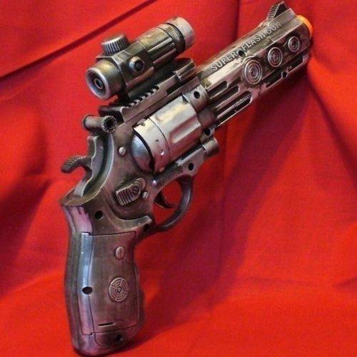 Steampunk Laser Gun Shut Up And Take My Money