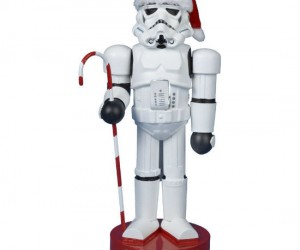 Star Wars Stormtrooper Nutcracker – Let's just hope they can crack nuts better than they can shoot!