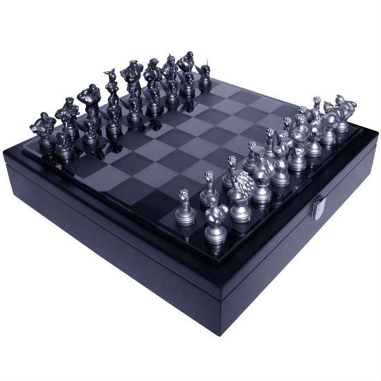 street fighter chess