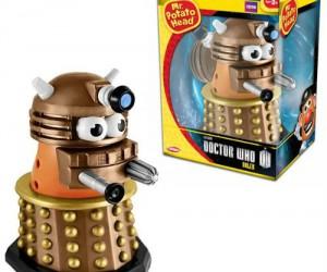Doctor Who Dalek Mr Potato Head – He's the ultimate extermi-tator!
