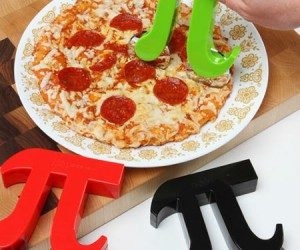 The perfect way to slice a pizza pi… uh, pie. Let's just say pizza.