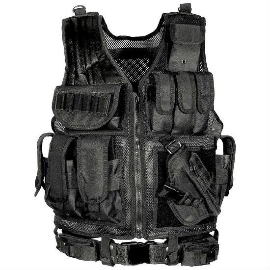 tactical scenario vest