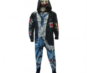 The Walking Dead Zombie Pajamas – Only wear them when you are dead tired.