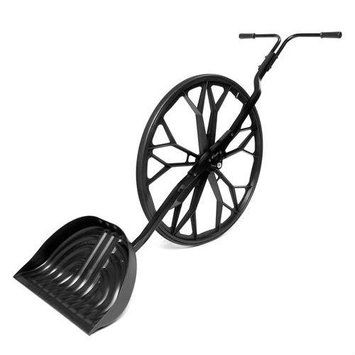 wheeled snow shovel 2