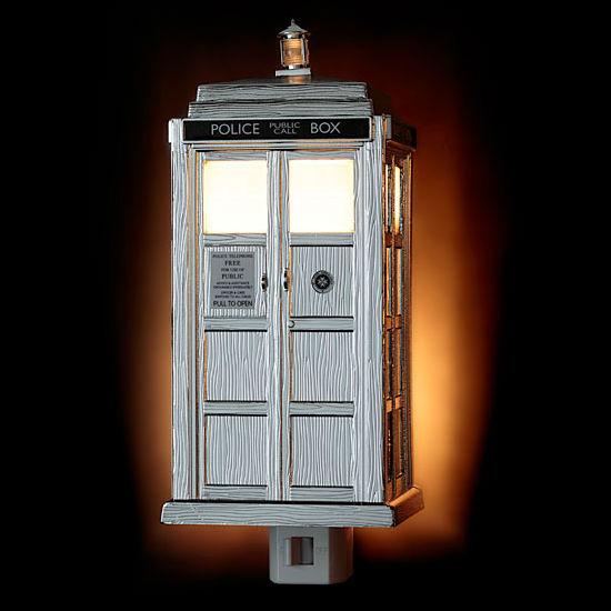 TARDIS night light