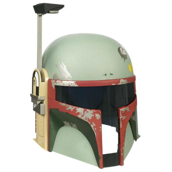 boba fett electonic helmet