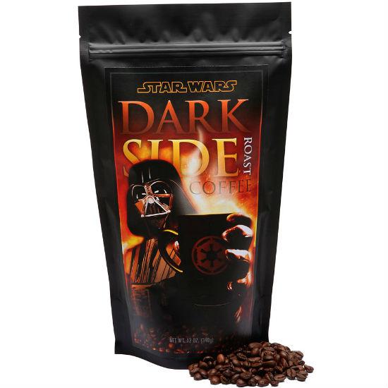 dark side roast coffee