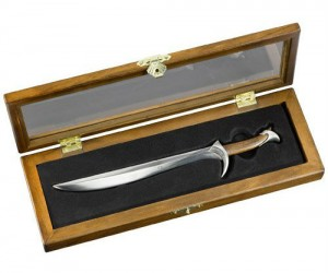 Hobbit Letter Opener – Even hobbits have to check their mail.