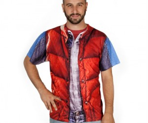 You can look as fly as Marty McFly when you head back to the future wearing this!