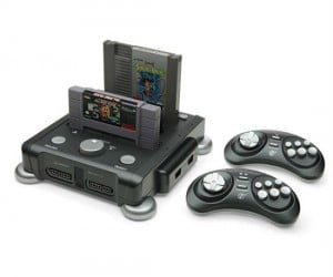 3 in 1 Retro SNES/NES and Genesis Gaming System – I don't know any gamer who wouldn't want this.