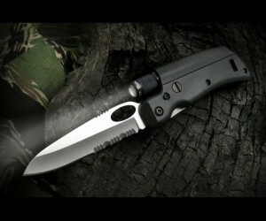 Tool Logic Tactical Folding Knife – The knife every man deserves.