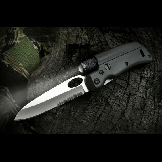 tool logic tactical folding knife