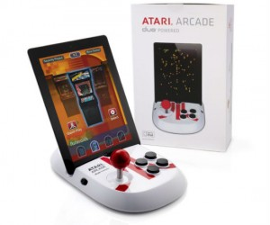 Play all the 70's Atari classics right on your iPad!