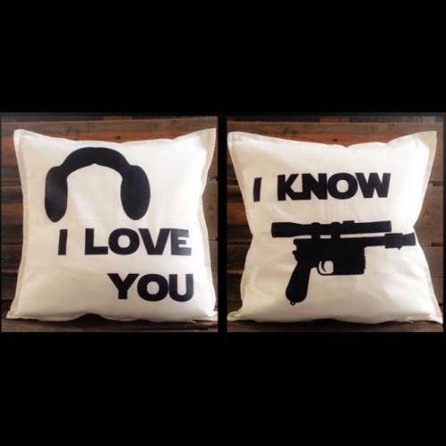 i love you i know throw pillow