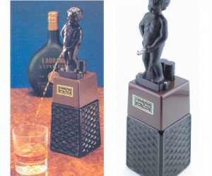 Little Whizzer 'Manneken Pis' Liquor Dispener – That's where it all ends up anyways.
