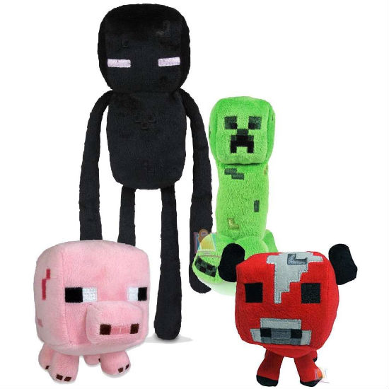 Minecraft Creatures Plush Set Shut Up And Take My Money