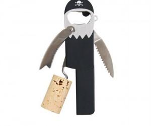 Argh mateys, me peg leg be made of cork!