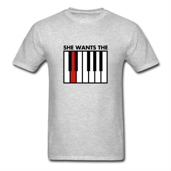 she wants the d shirt