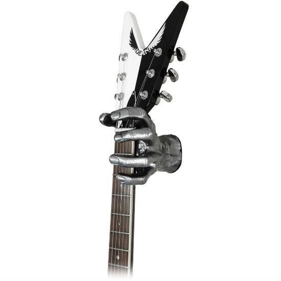 zombie hand guitar grip