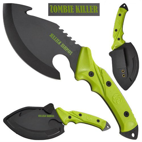 zombie killer knife