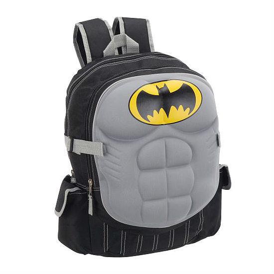 Batman chest plate backpack