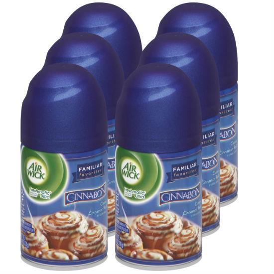 Cinnabon scented air freshener