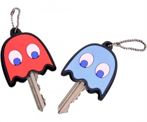 Just keep them away from Pac Man or you might not be able to get into your house!