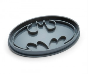 Batman Cookie Cutter – Serve up some justice… with cookies!