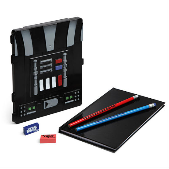 darth vader sketchbook set