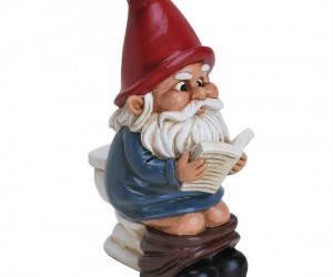 Sorry, your garden gnome is a little indisposed at the moment.