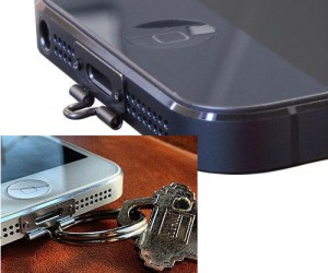 Now you can keep your iPhone and keys together, just make sure you don't lose them both.