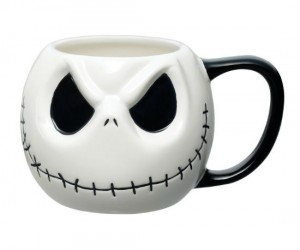 Jack Skellington Mug – If you're a nightmare before coffee this mug is for you.