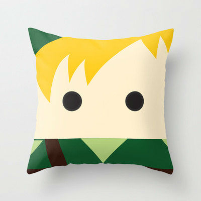 link legend of zelda pillow