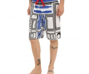 Star Wars R2D2 Swim Trunks – Swimwear droid style!