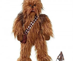 Realistic Chewbacca Talking Plush – Says all his most famous catchphrases like hrrrhhggghh and hrrrhggghhhgggg!