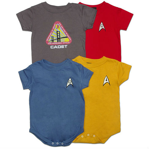 Star Trek Onesies Shut Up And Take My Money