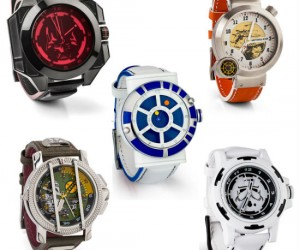 Star Wars Designer Watches – Whoever said a geek couldn't also be classy?