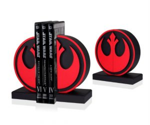 Star Wars Rebel Seal Bookend – A great addition to your AT-AT bookends!