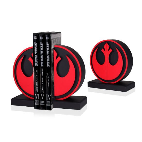 star wars rebel bookends