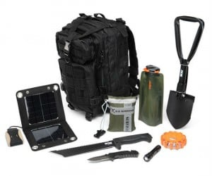 The Ultimate Survival Kit – We recommend you don't leave home without it.