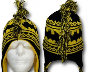 Batman Mohawk Beanie – The only thing that would make Batman cooler than he already is, is if he had a mohawk!