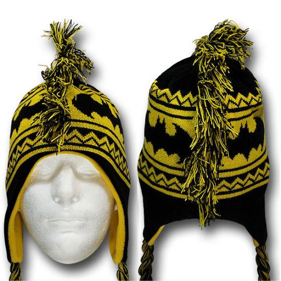 Batman Mohawk hat