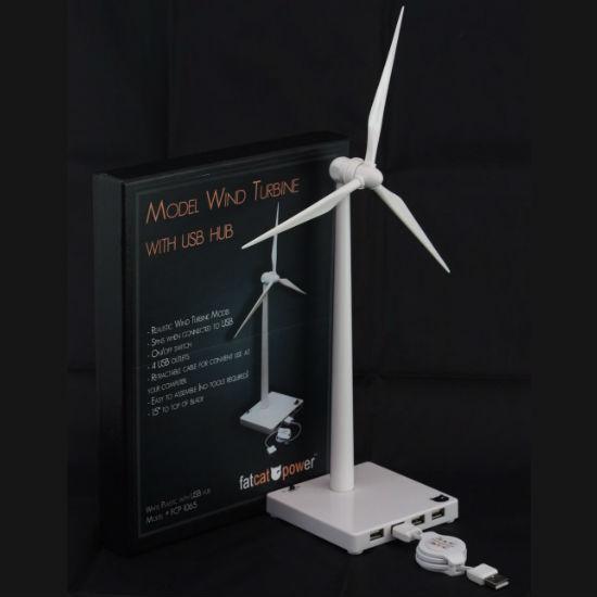 USB wind turbine