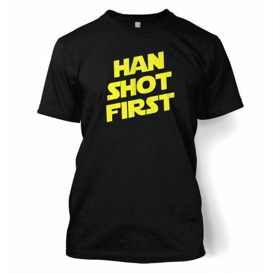 han shot first tee