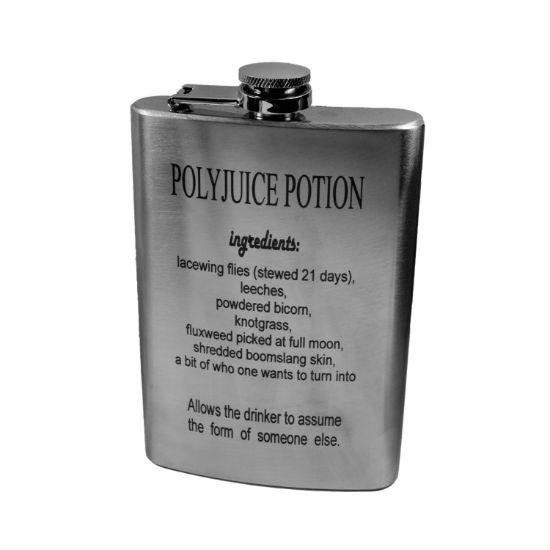 polyjuice potion flask
